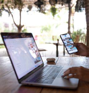 bloggen op social media