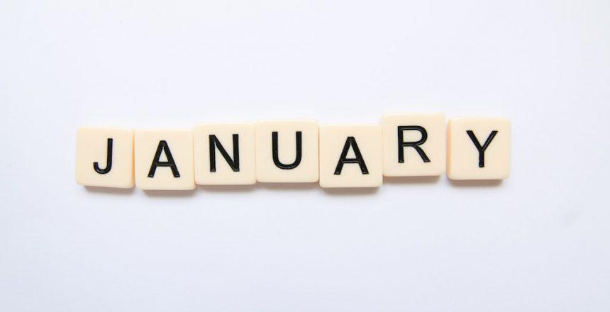 Januari recap